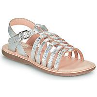 鞋子 女孩 凉鞋 Little Mary BARBADE 银灰色