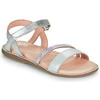 鞋子 女孩 凉鞋 Little Mary DOLERON 银灰色