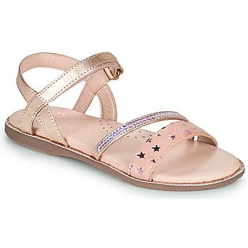 鞋子 女孩 凉鞋 Little Mary DOLERON 玫瑰色