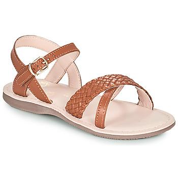 鞋子 女孩 凉鞋 Little Mary LIANE 棕色