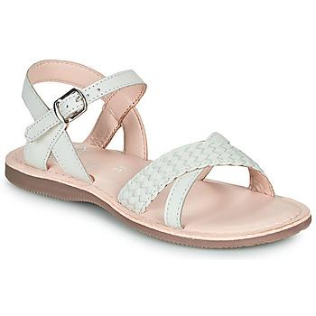 鞋子 女孩 凉鞋 Little Mary LIANE 白色