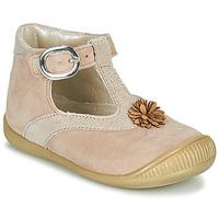 鞋子 女孩 凉鞋 Little Mary GENTIANE 米色