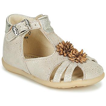 鞋子 女孩 凉鞋 Little Mary GLADYS 米色