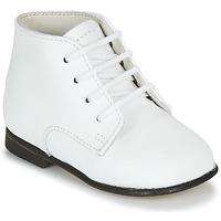 鞋子 儿童 短筒靴 Little Mary FL 白色