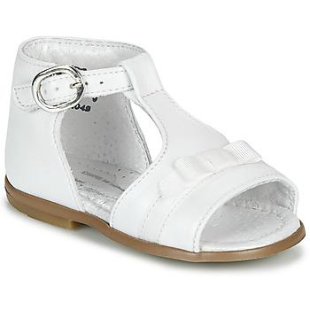 鞋子 女孩 凉鞋 Little Mary GAELLE 白色