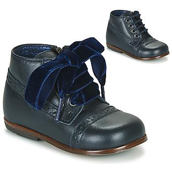 鞋子 女孩 短筒靴 Little Mary FAVORITE 海蓝色