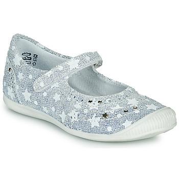 鞋子 女孩 平底鞋 Little Mary GENNA 牛仔