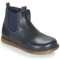 鞋子 男孩 短筒靴 Little Mary JAUFFREY 海蓝色