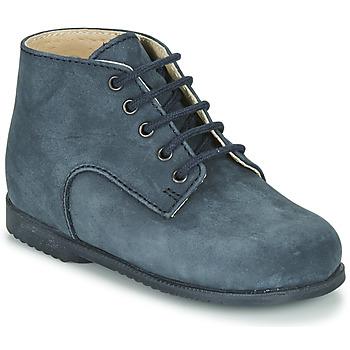 鞋子 男孩 短筒靴 Little Mary MILOT 蓝色