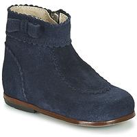 鞋子 女孩 短筒靴 Little Mary OLISETTE 海蓝色
