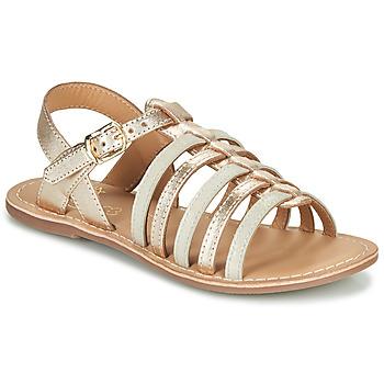 鞋子 女孩 凉鞋 Little Mary BARBADE 金色