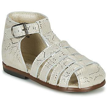 鞋子 女孩 凉鞋 Little Mary JULES 金色