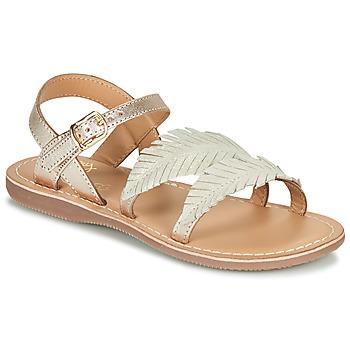 鞋子 女孩 凉鞋 Little Mary LORETTE 金色