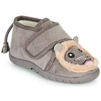 鞋子 儿童 拖鞋 Little Mary LIONVELCRO 灰色