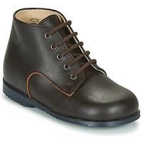 鞋子 儿童 短筒靴 Little Mary MILOT 棕色