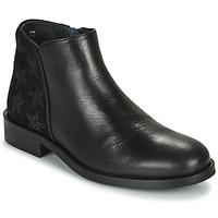 鞋子 女孩 短筒靴 Little Mary CAMERON 黑色