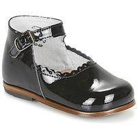 鞋子 女孩 平底鞋 Little Mary VOCALISE 黑色
