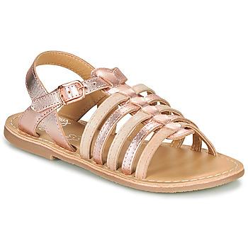 鞋子 女孩 凉鞋 Little Mary BARBADE 玫瑰色