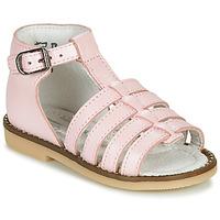 鞋子 女孩 凉鞋 Little Mary HOLIDAY 玫瑰色