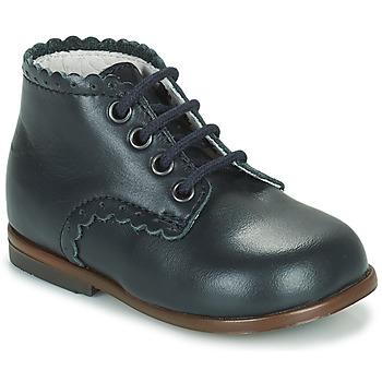 鞋子 女孩 高帮鞋 Little Mary VIVALDI 蓝色