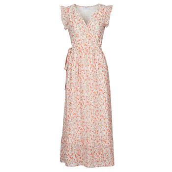 衣服 女士 长裙 Betty London OULANE 玫瑰色