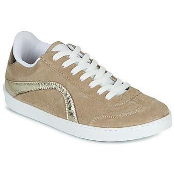 鞋子 女士 球鞋基本款 André CALLISTA 米色