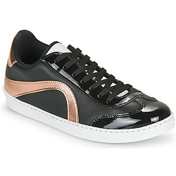 鞋子 女士 球鞋基本款 André CALLISTA 黑色