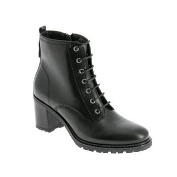 鞋子 女士 短筒靴 André FANFARON 黑色