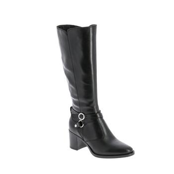 鞋子 女士 都市靴 André ELIOTTA 黑色