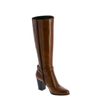 鞋子 女士 都市靴 André RUTH 棕色