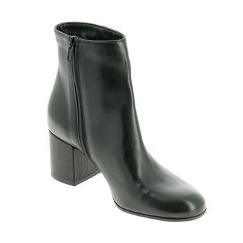 鞋子 女士 短筒靴 André CADROE 黑色