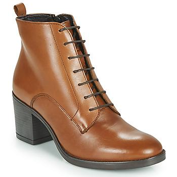 鞋子 女士 短靴 André EDONY 驼色