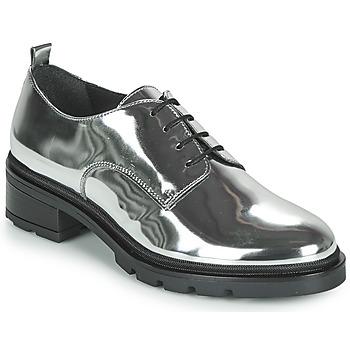 鞋子 女士 德比 André CARELOU 银灰色