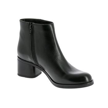 鞋子 女士 短筒靴 André EARWIN 棕色