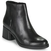 鞋子 女士 短筒靴 André EARWIN 黑色