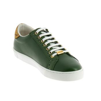 鞋子 女士 球鞋基本款 André ZOE 卡其色