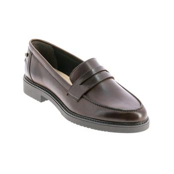 鞋子 女士 皮便鞋 André NERE 棕色