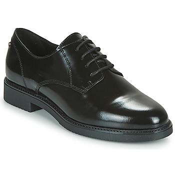 鞋子 女士 德比 André ELOQUENT 黑色