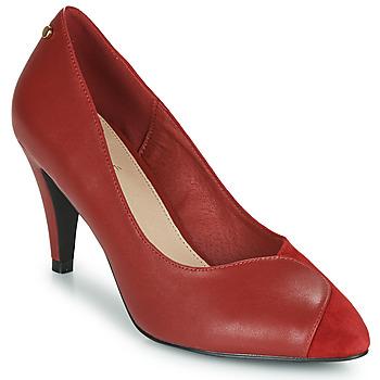 鞋子 女士 高跟鞋 André ROSAMONDE 红色
