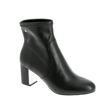 鞋子 女士 短筒靴 André LAUGHING 黑色
