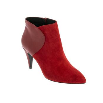 鞋子 女士 短筒靴 André ROSALINE 红色