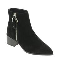 鞋子 女士 短筒靴 André ERROL 黑色