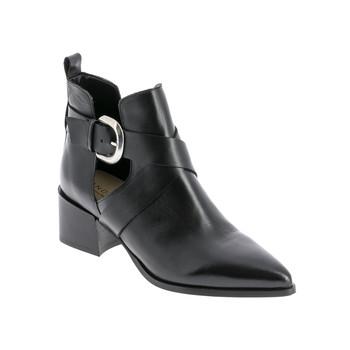 鞋子 女士 短筒靴 André EMO 黑色