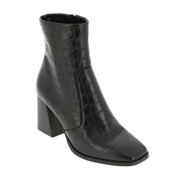 鞋子 女士 短筒靴 André CRUNKA 黑色