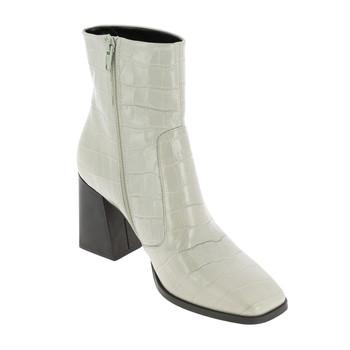 鞋子 女士 短筒靴 André CRUNKA 灰色
