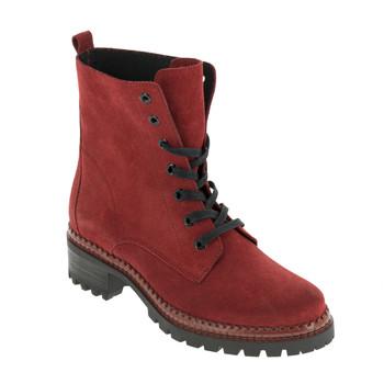 鞋子 女士 短筒靴 André FANTAISISTE 红色