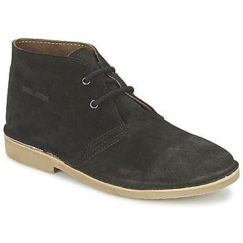 鞋子 男士 短筒靴 Casual Attitude IXIFU 黑色