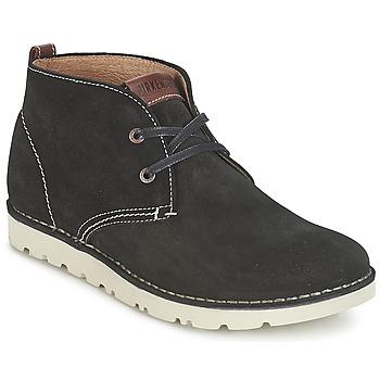 鞋子 男士 短筒靴 Birkenstock 勃肯 HARRIS 黑色