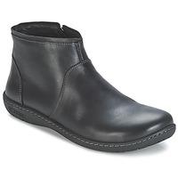 鞋子 女士 短筒靴 Birkenstock 勃肯 BENNINGTON 黑色