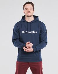 衣服 男士 卫衣 Columbia 哥伦比亚 CSC BASIC LOGO HOODIE 蓝色